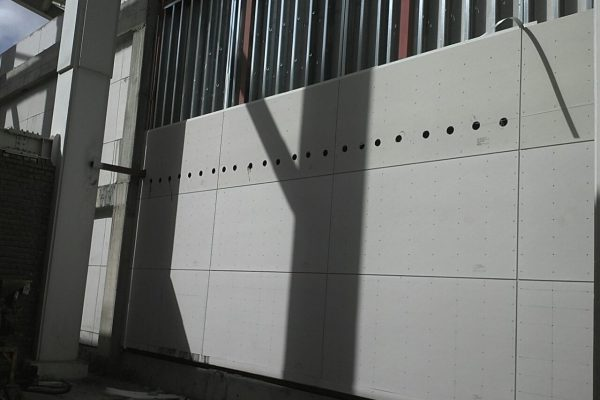 Drywall Heat Protection System SCG Construction - Solution
