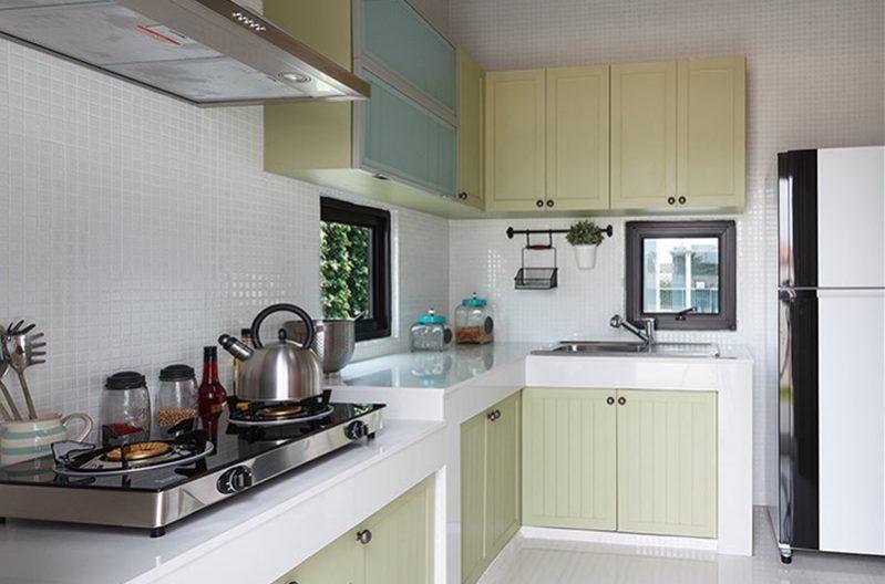 Drywall Moisture Resistance SCG Kitchen