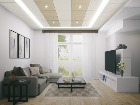 Drywall for renovation SCG Cement Board price - Solution