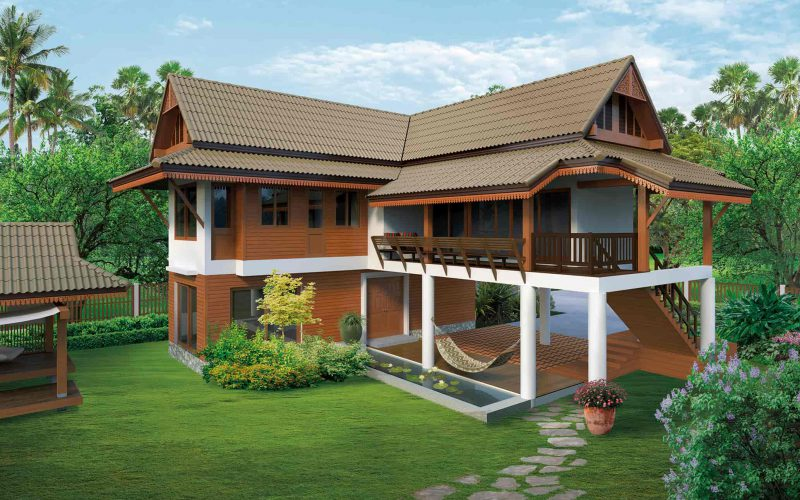 Durable Fiber Cement Roof - Roman Tile Best Seller Series