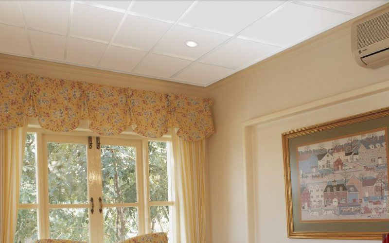 Elephant ColorTouch - Gypsum Ceiling Tile