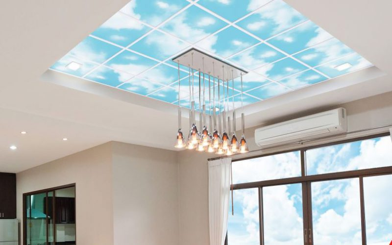 Elephant PaperTouch - Gypsum Ceiling Tile