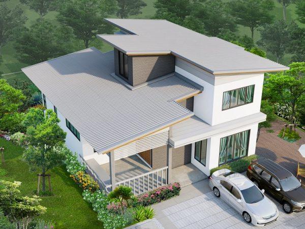 Export Fiber Cement Roof