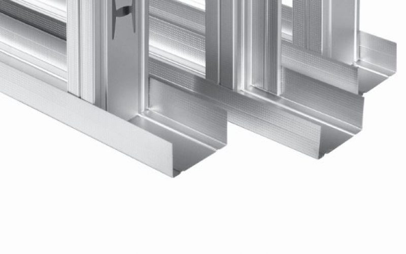 Gypsum Board Partition Stud
