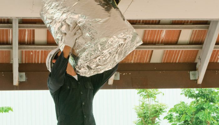 How to install STAY-COOL Thermal Insulation