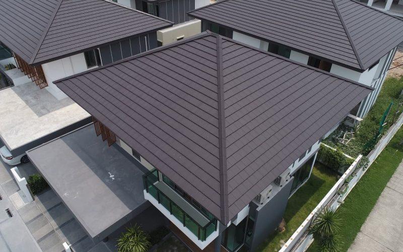 Idea for concrete roof SCG Prestige X Shield