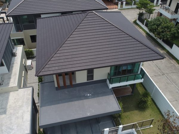 Modern house roof idea SCG Prestige X Shield