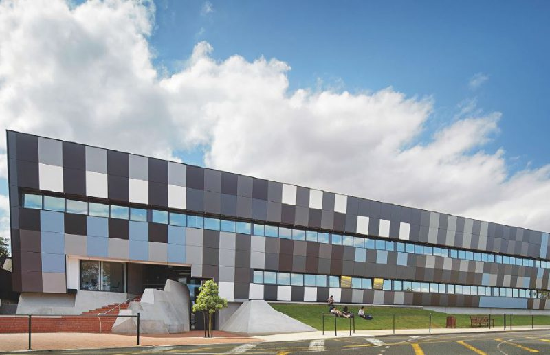 Montania High Density Fiber Cement Board for facade