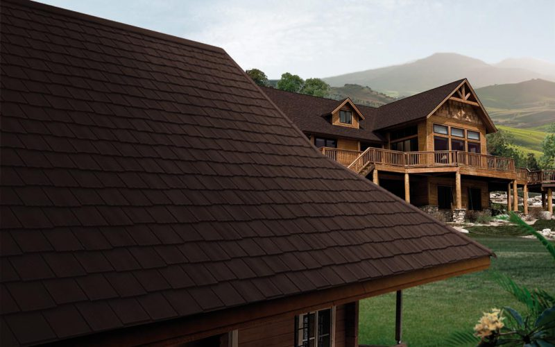 Premium Quality Fiber Cement Roof for wooden house - wood lover - Ayara Timber Lumber