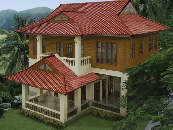 Premium SCG Prolon Fiber Cement Roof