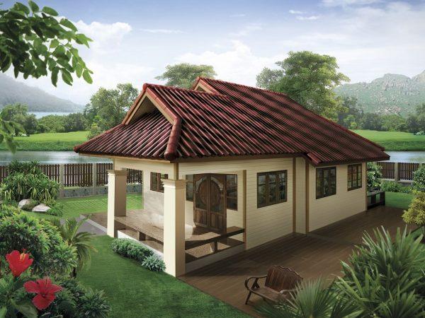 Prolon Fiber Cement Roof by SCG