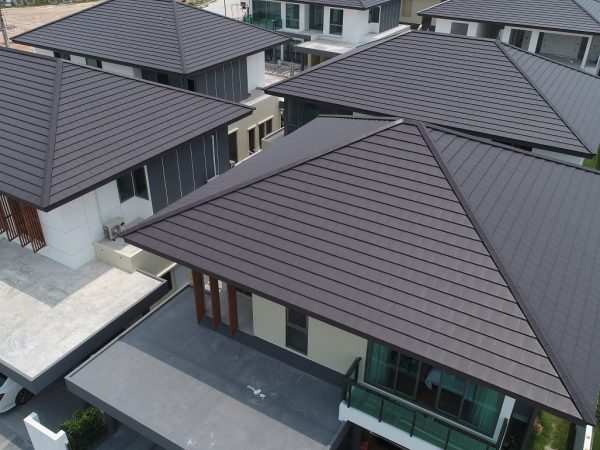 Roof for modern house SCG Prestige X Shield