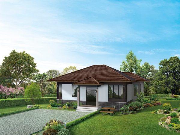 SCG Ceramic Roof Celica Curve_Caramel Brown