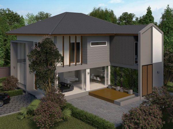 SCG Ceramic Roof Celica Curve_Charcoal Grey