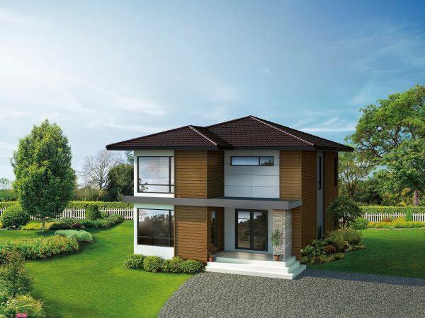 SCG Ceramic Roof Celica Curve_Wooden Brown3