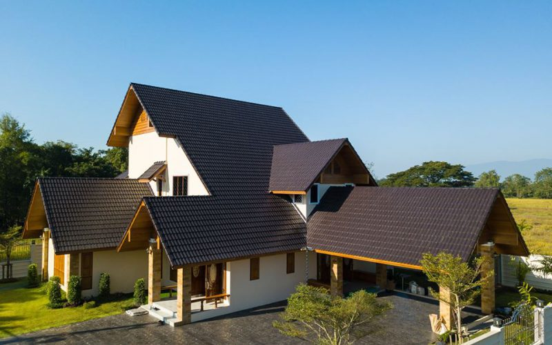 SCG Ceramic Roof Tile - Celica Series - Best Ceramic roof tile quality
