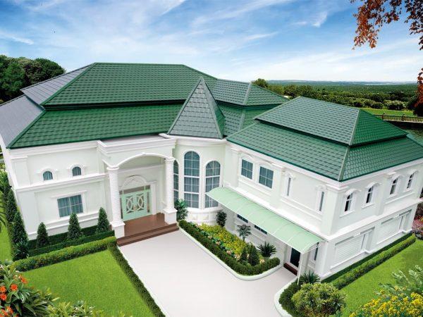 SCG Ceramic Roof Tile Grace Series