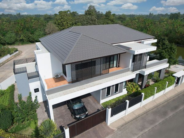 SCG Ceramic Roof for modern house site reference