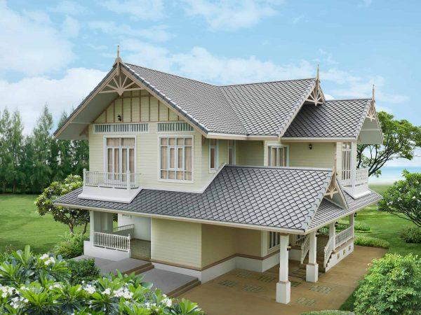 SCG Concrete Roof Thailand Manufacturer NeuStile Oriental_Pearl(3)