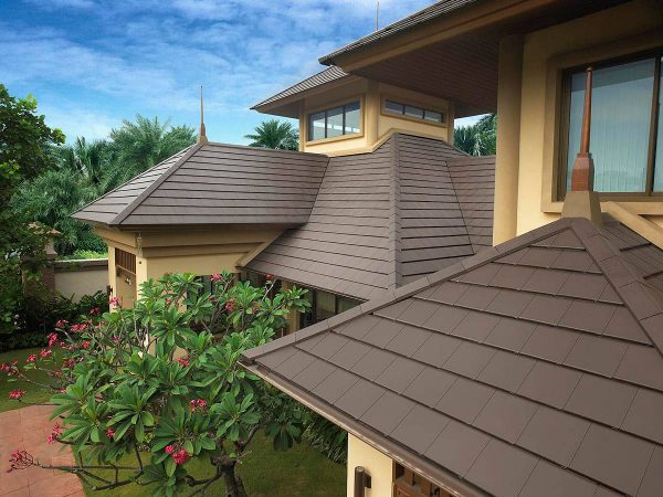 SCG Concrete Roof Tiles for house hotel and resort - Prestige Series - Top Quality
