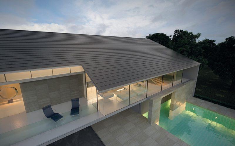 SCG Concrete Roof Tiles for modern house - Neustile Series - Best Quality