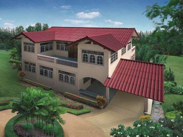 SCG Fiber Cement Roof Price