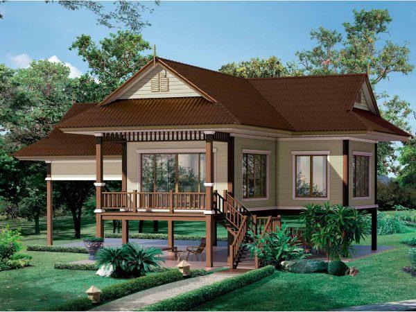 SCG Fiber Cement Roof Prima Brown (2)