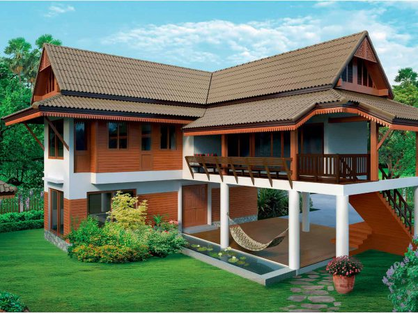 SCG Fiber Cement Roof Prima Sandy brown (2)