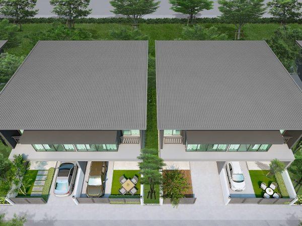 SCG Fiber Cement Roof Prolon idea