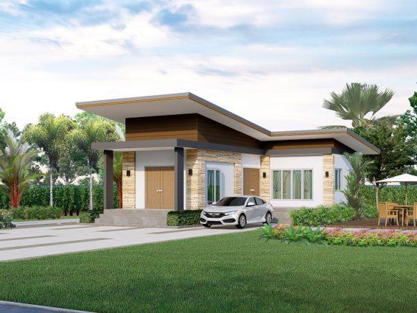 SCG Fiber Cement Roof Prolon modern