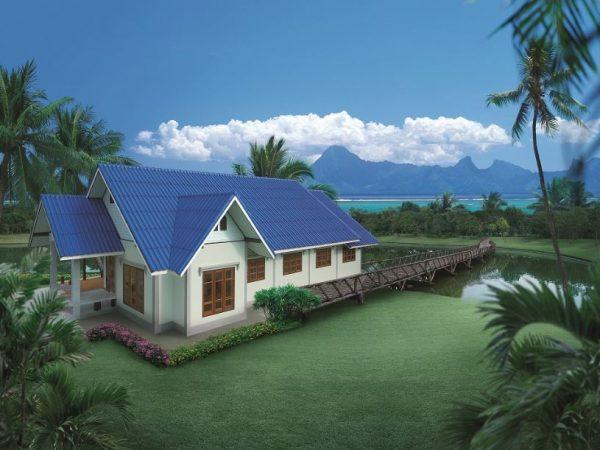 SCG Fiber Cement Roof Roman Tile distributor
