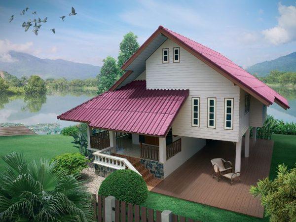 SCG Fiber Cement Roof Roman Tile price