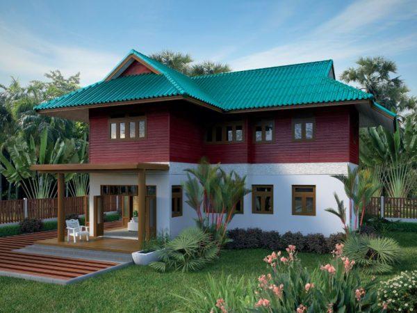 SCG Fiber Cement Roof Roman Tile producer