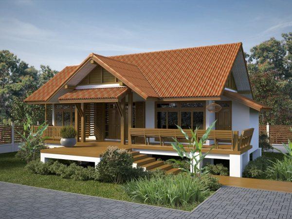 SCG Fiber Cement Roof