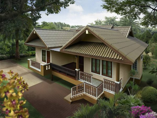 SCG Fiber Cement Roof prima sandy brown (3)
