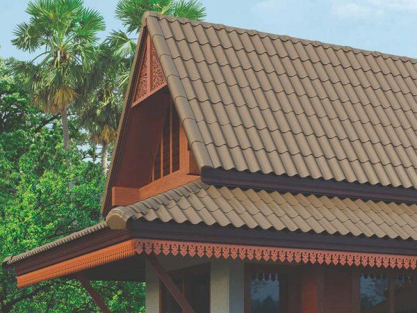SCG Fiber Cement Roof zoom prima sandy brown