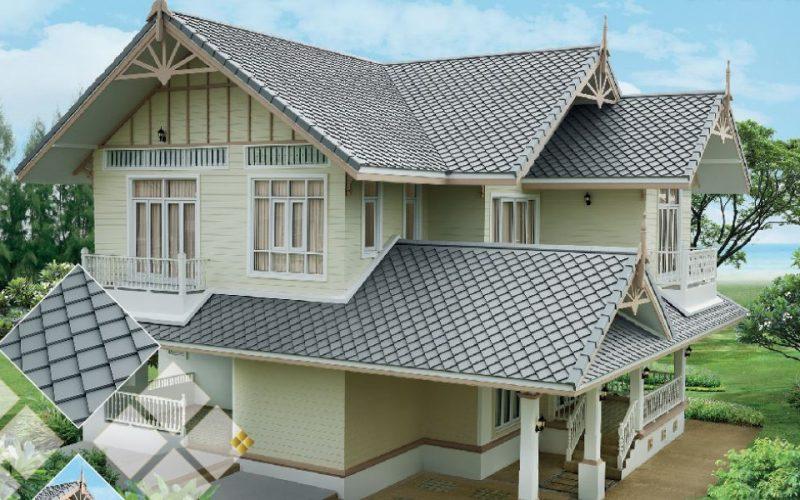 SCG Neustile Roof - Oriental