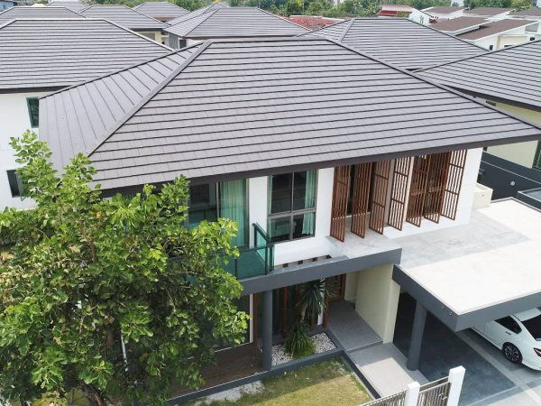 SCG Prestige X Shield Concrete Roof Price