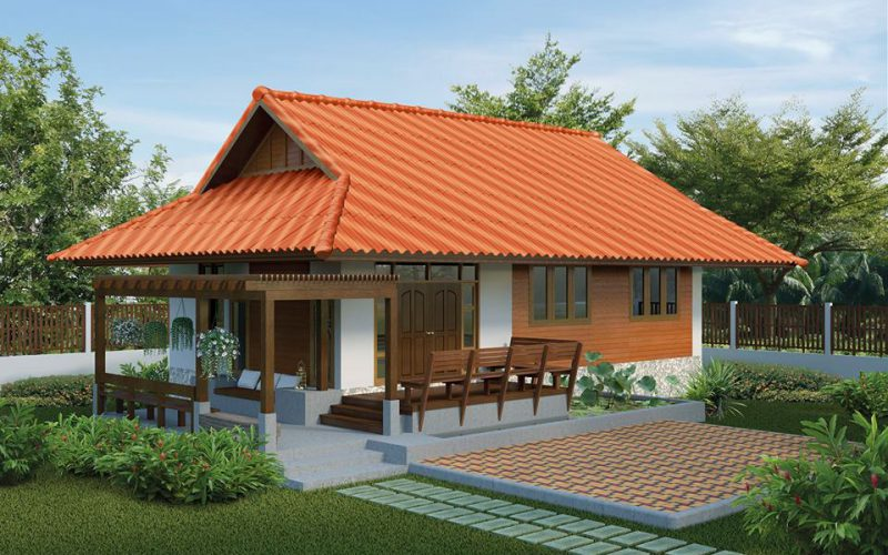 SCG Prolon Roof Orange flash color