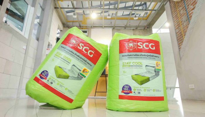 SCG Stay Cool Premium Thermal Insulation