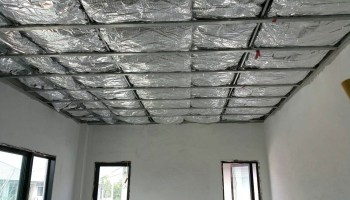 SCG Stay Cool Thermal Insulation Installation