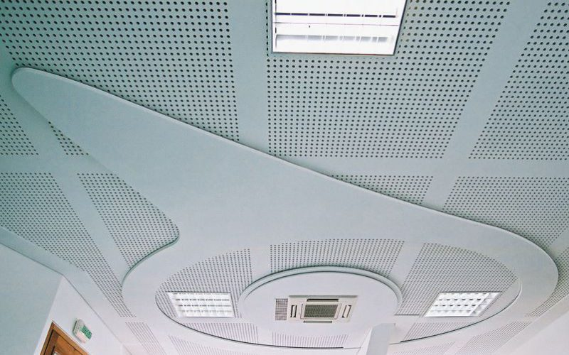 Sound Acoustic Ceiling Gypsum Board design