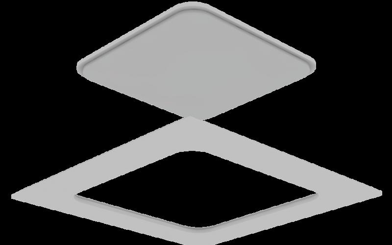 ZERVEboard Round - Plaster Board