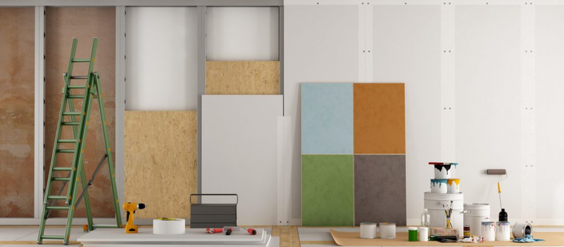 drywall panels