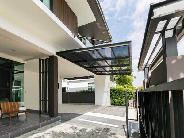 modern Luxury garage roof modern-grey-color-mantana-03